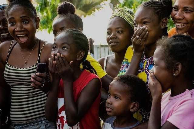 Madagaskar insanları