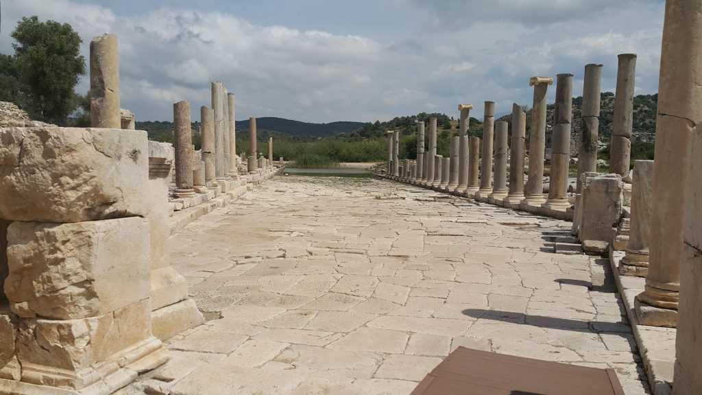 Patara antik kent